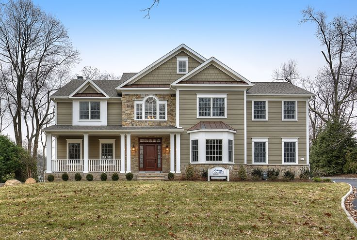 863 best nj new homes for sale images on pinterest for Build on your lot new jersey
