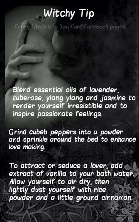 Witchy tip - Pinned by The Mystic's Emporium on Etsy