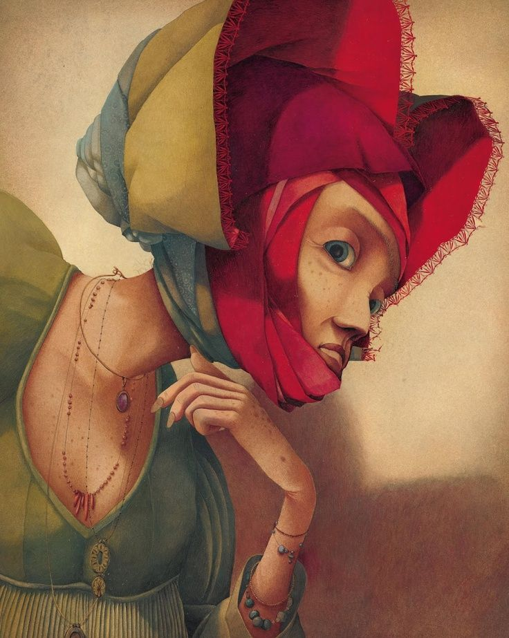 Revista de ArteS - Buenos Aires, Argentina - Ilustración - Rebecca Dautremer