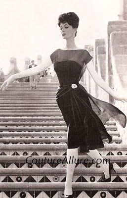 Couture Allure Vintage Fashion: Luis Estevez - 1960, Part 2