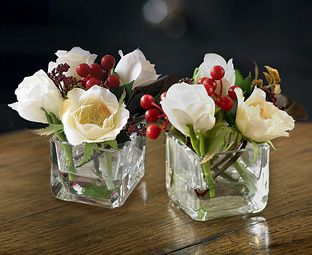 Image for Small Christmas Rose Cubes - Buy 2 and SAVE £5 from Bloom