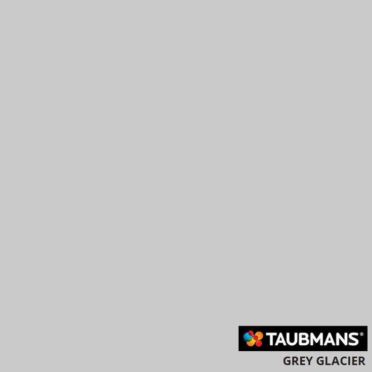 #Taubmanscolour #greyglacier