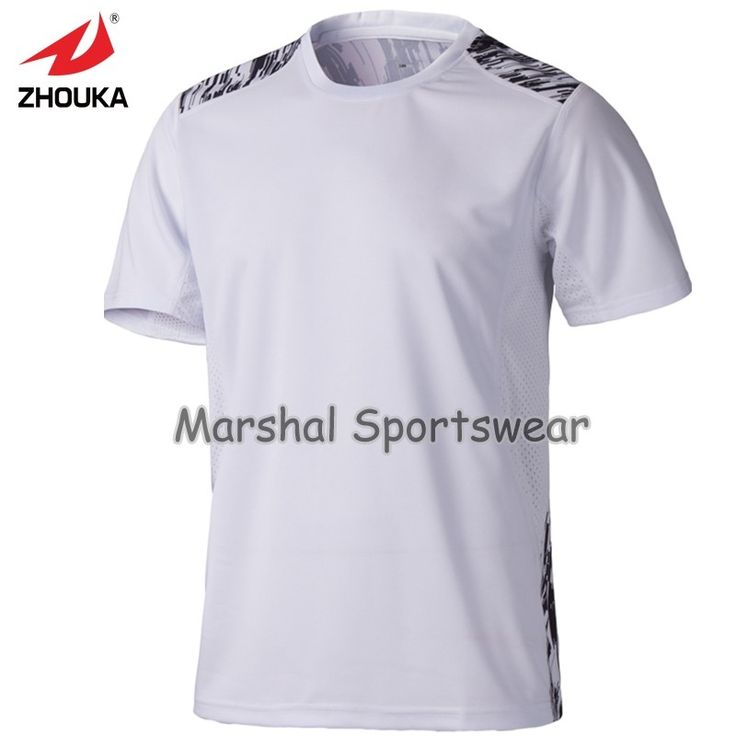 (270.00$)  Watch now  - 2016 hot sale blank soccer jersey,in stock item,100%polyester,wholesale price,white color,can custom any color and size