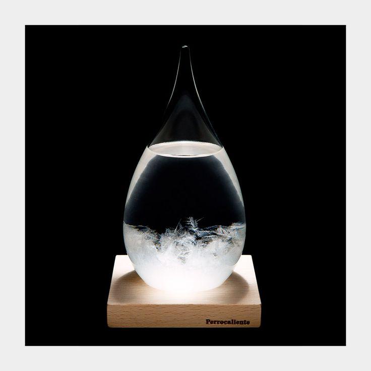 テンポドロップ:天気が変わると結晶の形も変化(Takeshi Ogawa,2012) MoMA STOREの通販 | モダンでアートなリビング、インテリア雑貨・デザイン雑貨を通信販売で