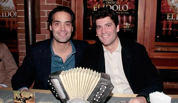 Socialites Alejandro Santo Domingo and Andres Santo Domingo of the famous Colombian Santo Domingo family #socialites #AndresSantoDomingo #AlejandroSantoDomingo