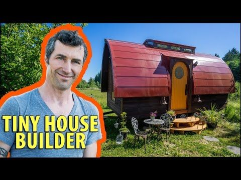 Magnificent 1000 Images About Tiny House Video Tours On Pinterest Tiny Largest Home Design Picture Inspirations Pitcheantrous