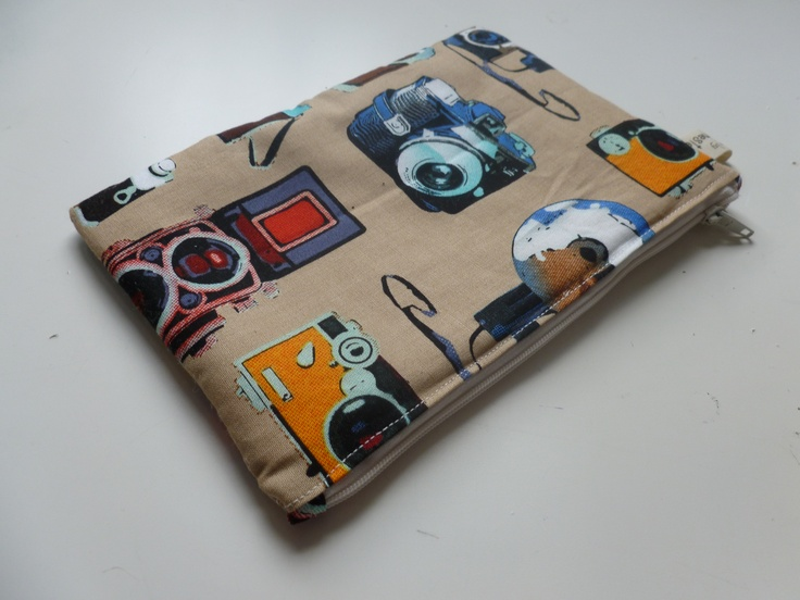 Padded and lined Kindle cover to see more designs visit my page