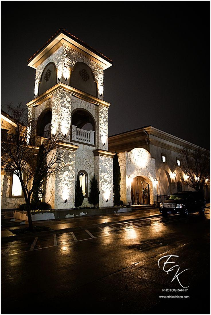 DFW Wedding Venues - Piazza in the Village - Colleyville, Texas