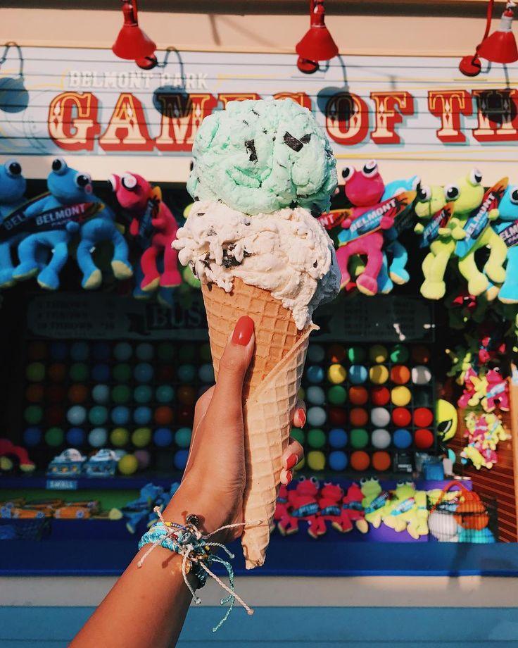 Ice cream makes everything 100x better x @jillforshort