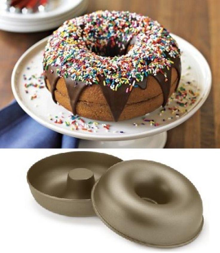 Giant Donut Cake Pan