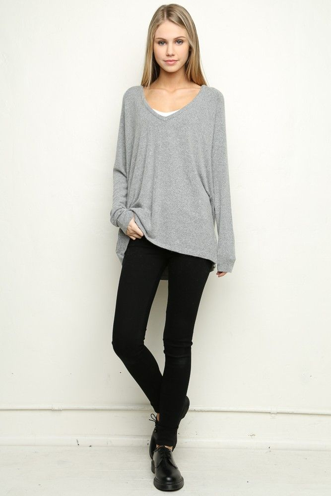 Brandy ♥ Melville | Bobbie Knit Top - Clothing