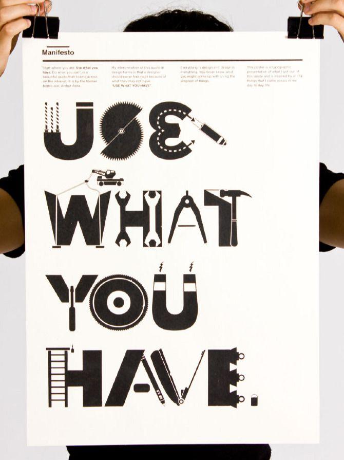 Manifesto example