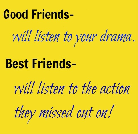 best friend vs true friends For a relationship to really work, the people involved have to be more than just partners or lovers – they have to be best friends best friends have a special sort of relationship.