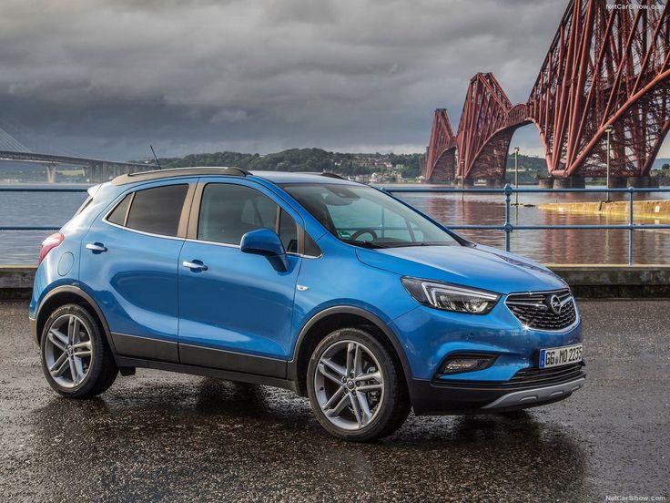 2017 - Opel Mokka X