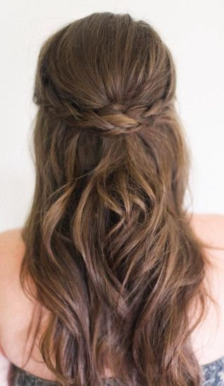 Pretty Girls Hairstyles - Preppy Hairstyles for Women - styles4woman