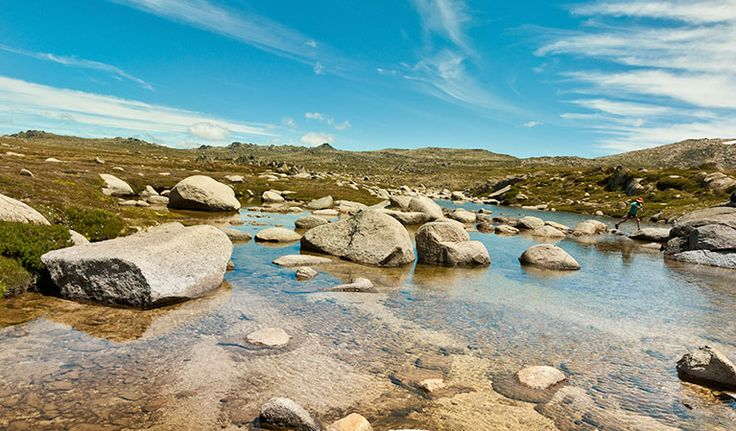 New South Wales - Mount Kosciuszko Summit