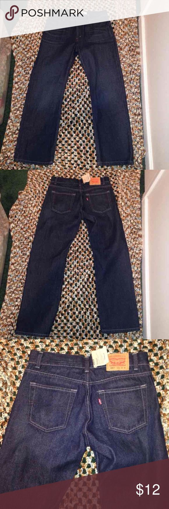 Levis 505 Sz 16 Never worn with tags Levi's Bottoms Jeans