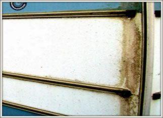 caravannano .. Pulizia delle righe nere Camper e Caravan