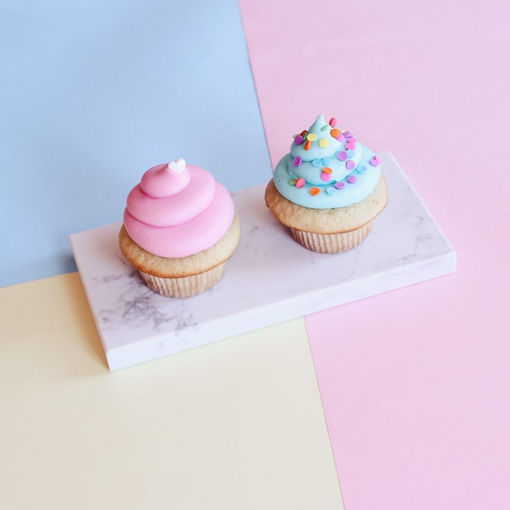 "Who doesn't love cupcakes? 5031 Statuario Maximus. Image by ""avira.tlv"" for Caesarstone"