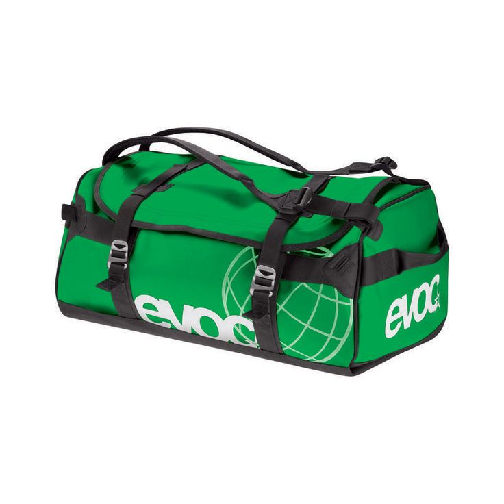 2012 Evoc Duffle Bag - Green - - by Evoc - 2012 Evoc Duffle Bag - Green If You Want to Visit the Best Freeride Spots in the