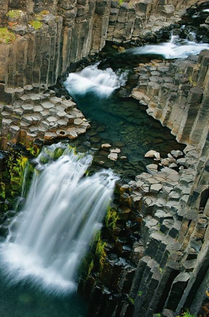 #Litlanesfoss, #Iceland http://en.directrooms.com/hotels/country/2-76/