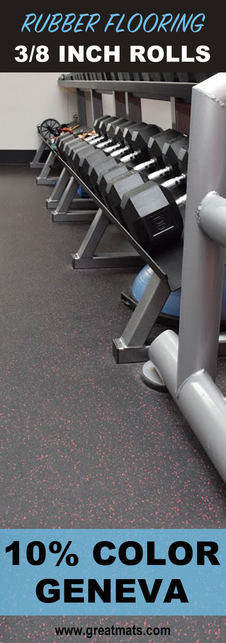 The best rubber gym flooring ideas on pinterest