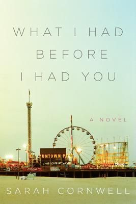 What I Had Before I Had You by Sarah Cornwell. Our book club choice for October 2014