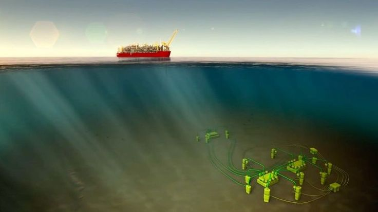 Video: Prelude FLNG's Subsea System Takes Shape Off Western Australia