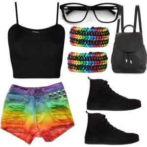 Gay Pride Outfit