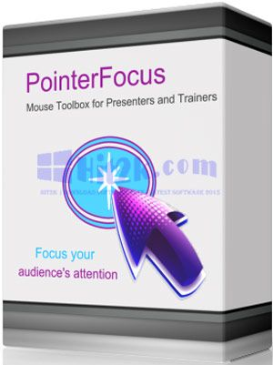 PointerFocus 2 This application works best for trainers, teachers or presenters. Moreover it allows them to highlight their keystrokes and mouse pointers.