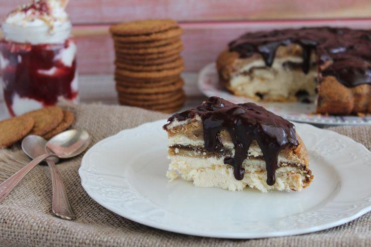 Αναποδογυριστό cheesecake τιραμισού