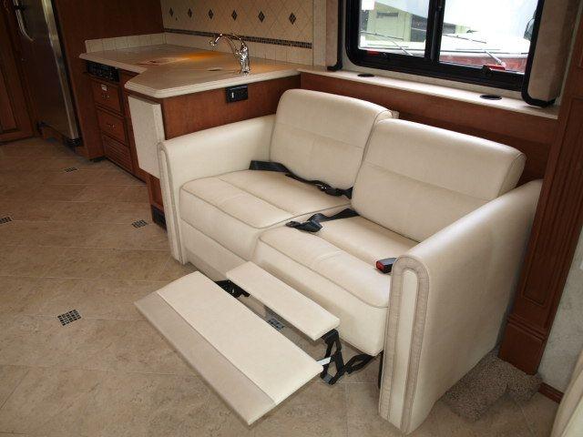 split recliner couch