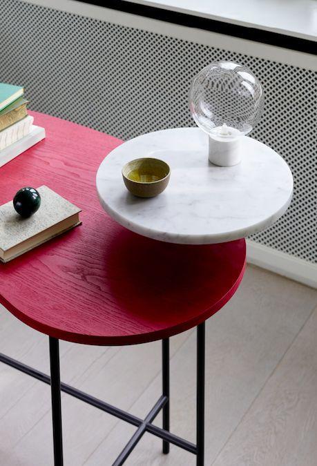 Marble Light by Studio Vit / Palette Desk by Jaime Hayon.