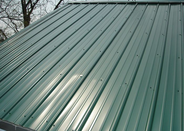 Sheet Metal Roofing Contractors New York Zinc Roof Sheet Metal Roofing Modern Roof Design