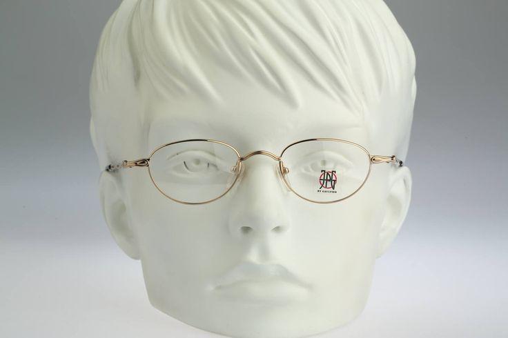 Jean Paul Gaultier 57-0006 / Vintage eyeglasses / NOS / 90's rare and unique by CarettaVintage on Etsy
