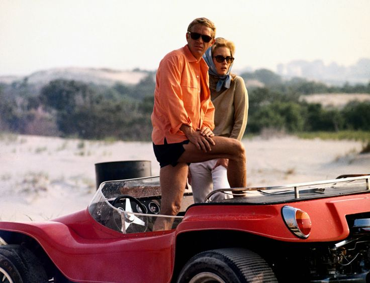 Steve McQueens Beach Buggy