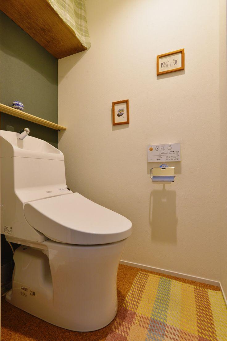 リフォーム・リノベーションの事例|トイレ|施工事例No.447お気に入りのダイニングテーブルが映える、和モダンのリビング|スタイル工房