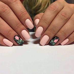 Ideas de manicura para el veranito #manicura #manicure #nails