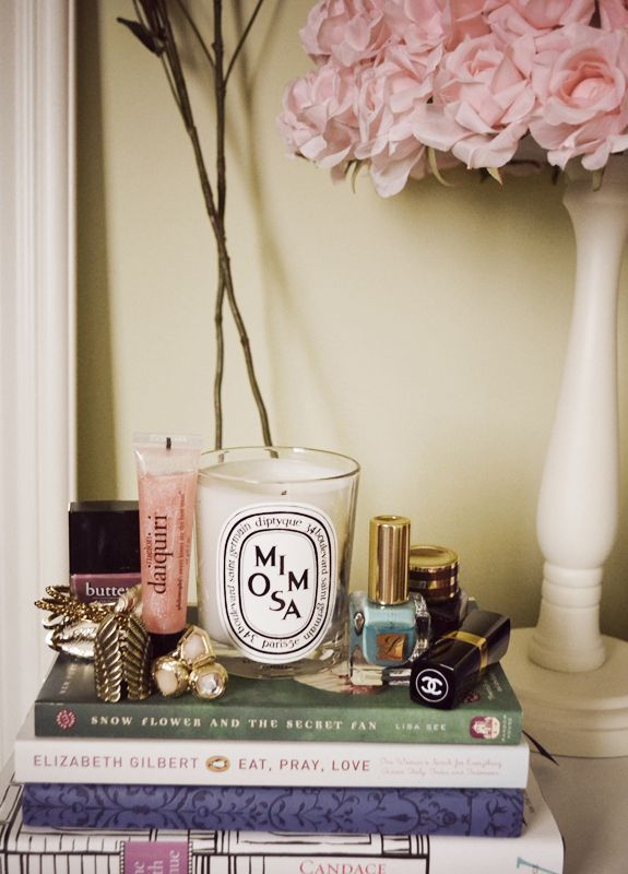 : Interior, Diptyque Candles, Favorite Candles, Home Decor, Desk Decorations, Diptyque Luxury, Decoration Favourite Things, Bedroom Ideas