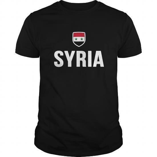 I Love SYRIA Tshirt Im Syrian I Love Syria Flag Gift Arabic Tee T shirt