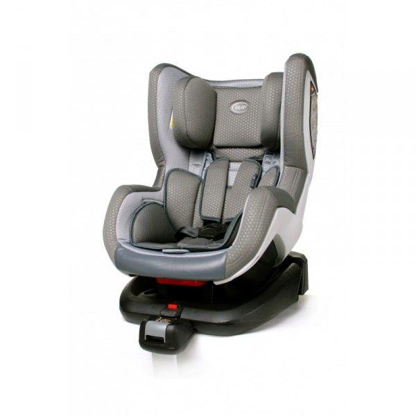 Silla de coche 0-18kg 4Baby Neo fix gris [NEOFIX GRIS] | 189,00€ : La tienda online para tu peke | tienda bebe pekebuba.com