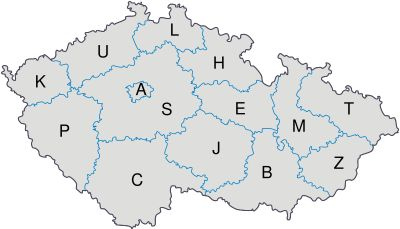 ČESKÁ REPUBLIKA - Kraje ČR#kralovehradecky#kralovehradecky