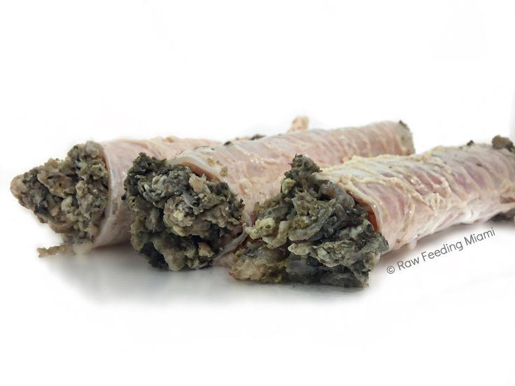 Beef Trachea Stuffed with Green Tripe