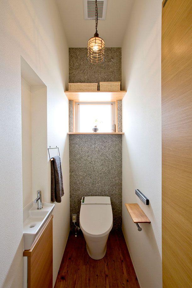 白、木、グレーを基調とした家・間取り(愛知県) |ローコスト・低価格住宅 | 注文住宅なら建築設計事務所 フリーダムアーキテクツデザイン