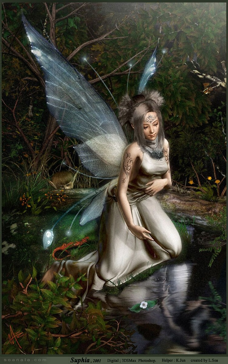 1000+ ideas about Beautiful Fairies on Pinterest | Fairies ...