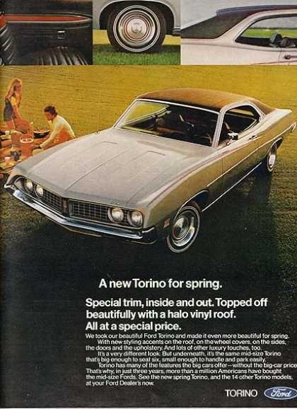 Ford's Fairlane/ Torino (1971)