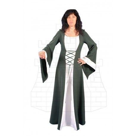 Vestido medieval Zaida