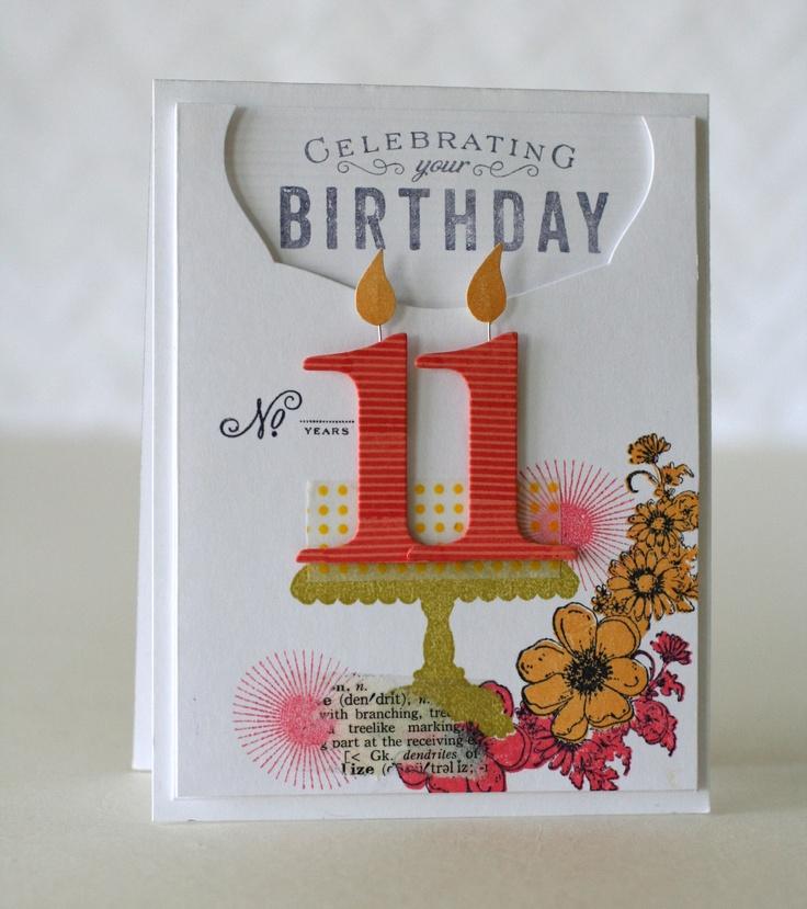 Notable Nest Cards Birthday Ideas