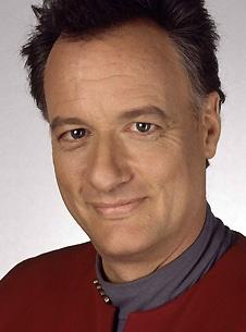Q (John De Lancie) Star Trek