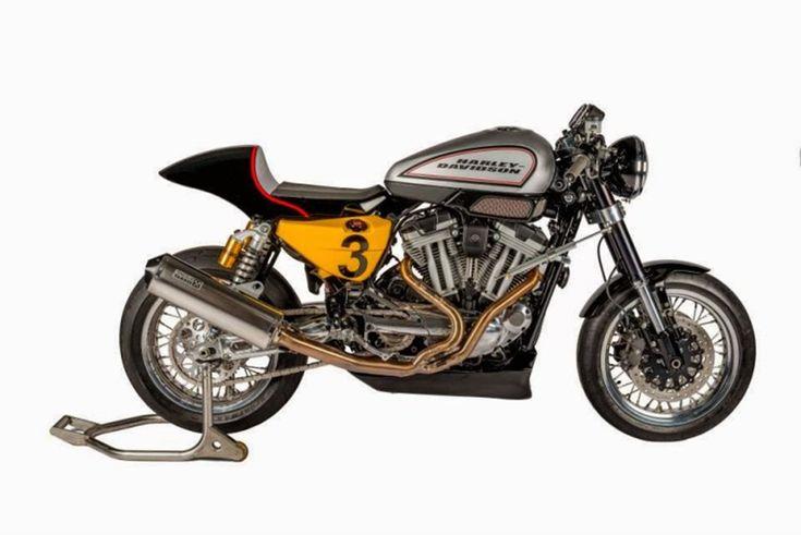 8negro: Harley XR1200:: Shaw Speed & Custom.